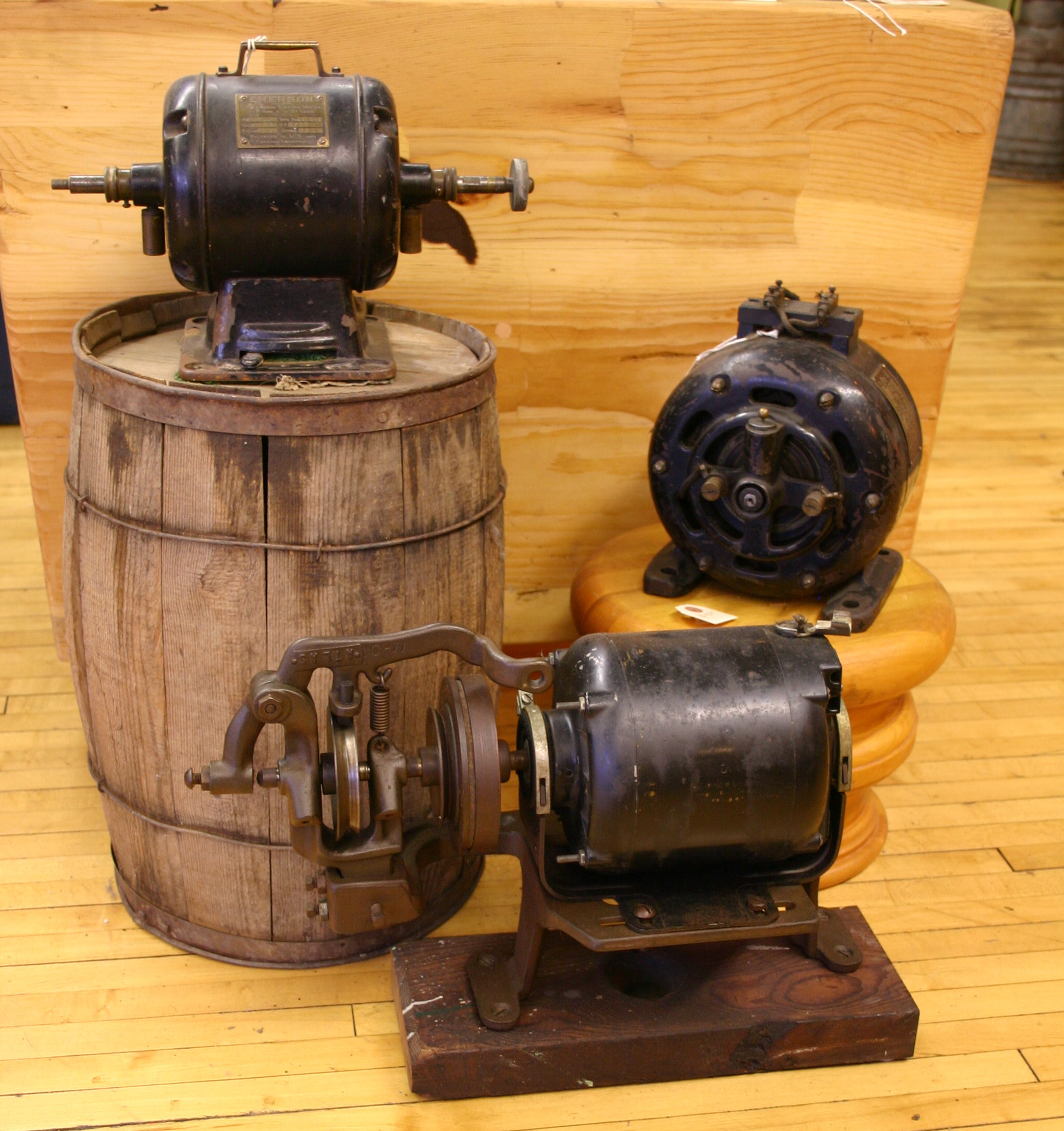 Antique Electric Motors