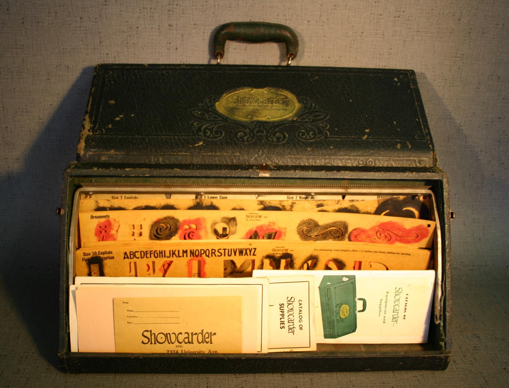 Professional Stenciler's Kit