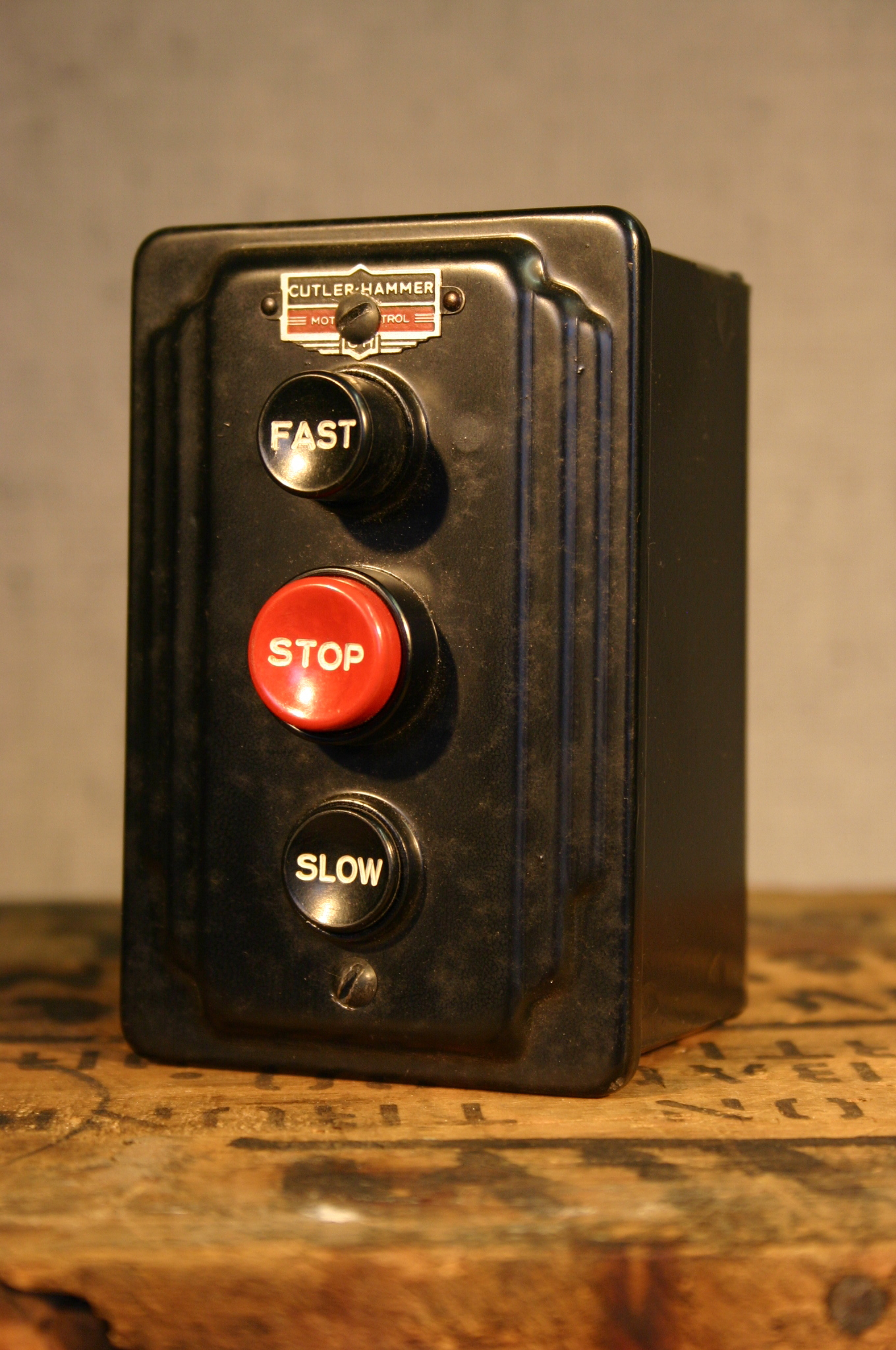 Industrial Push Button Switch
