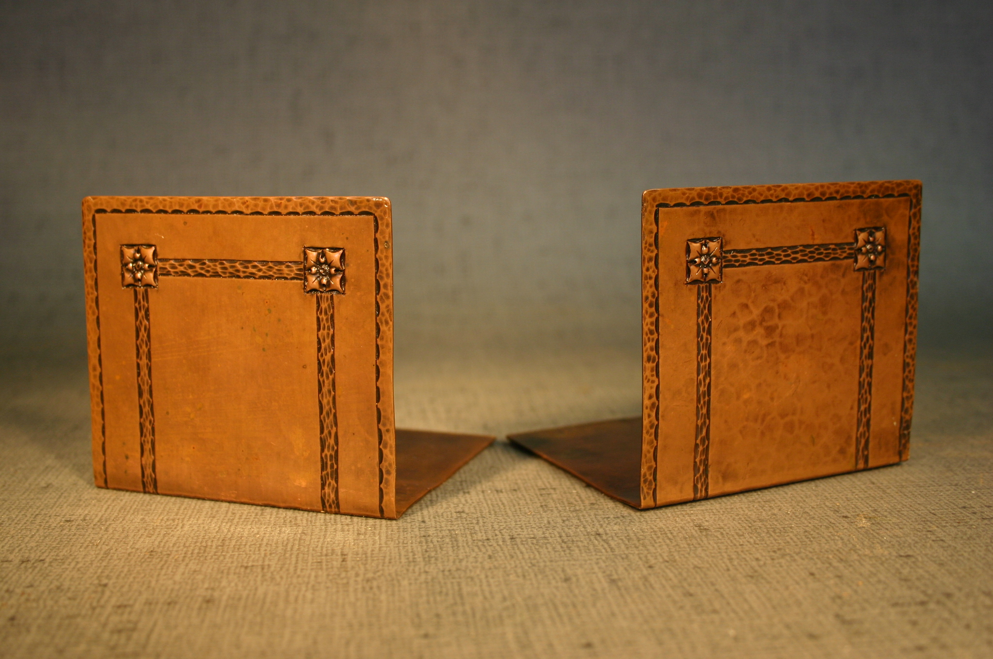 Arts & Crafts Bookends