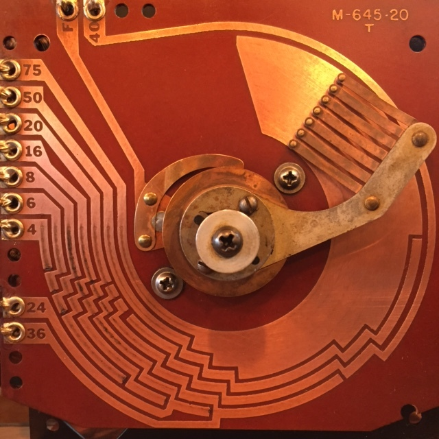Circuit Board Copper Detail