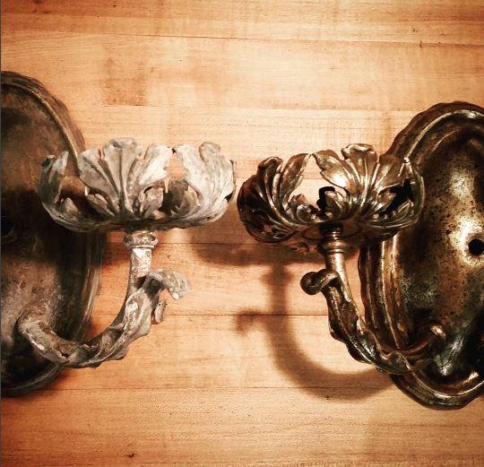 Polish brass