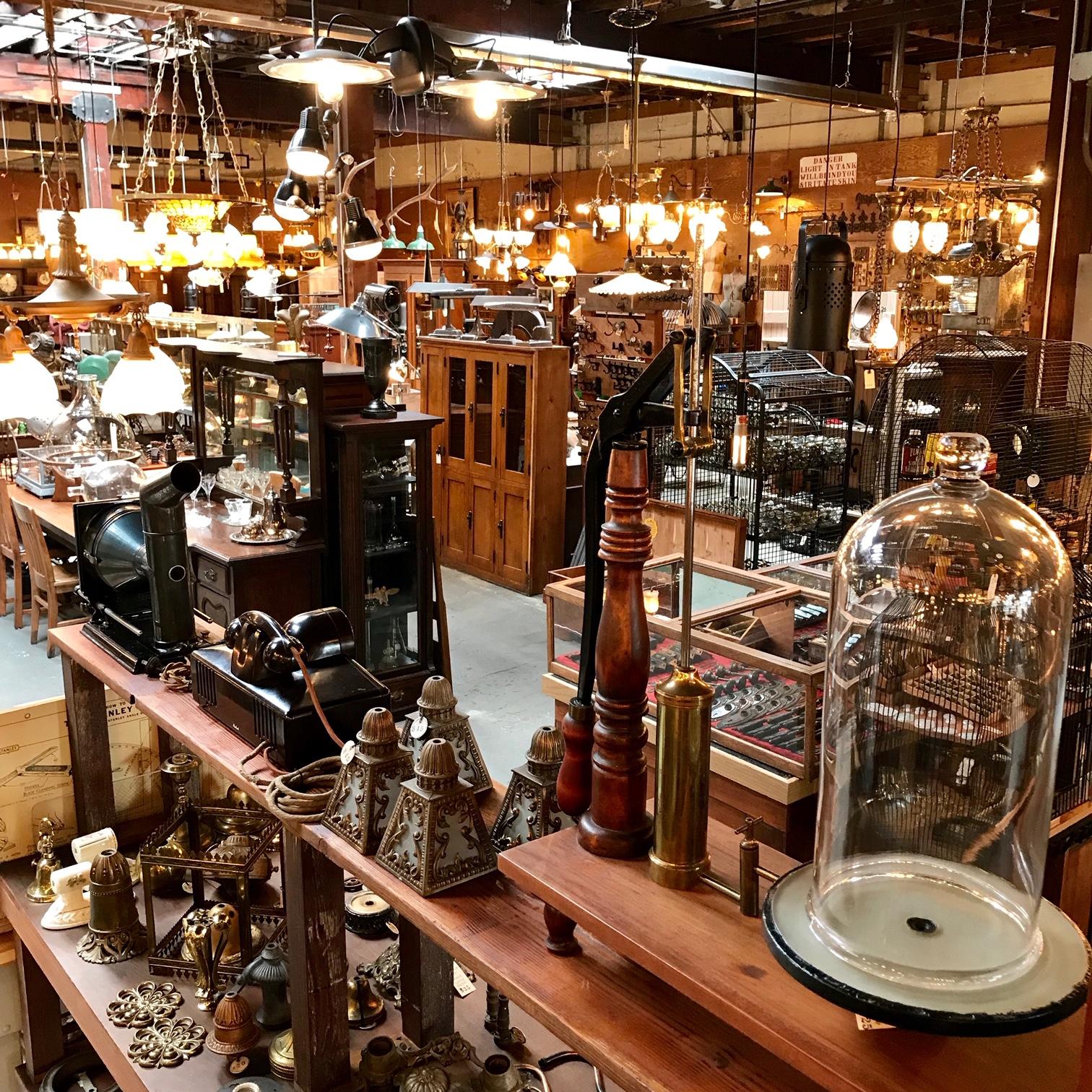Antique-store-interior