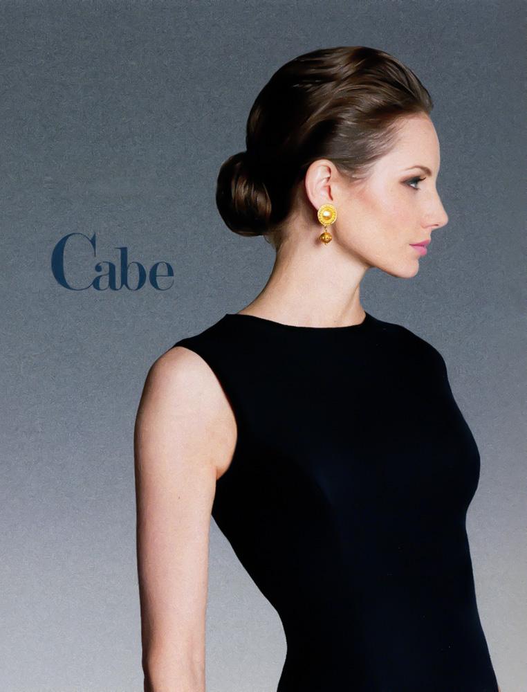 Cabe Studios - Fall 2013 LookBook