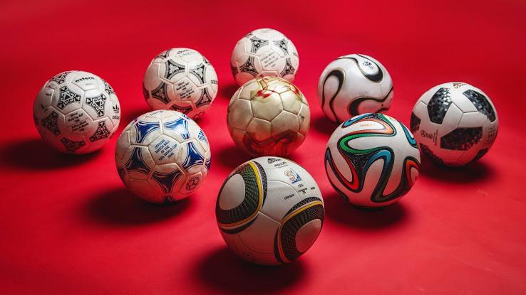2018 World Cup Balls