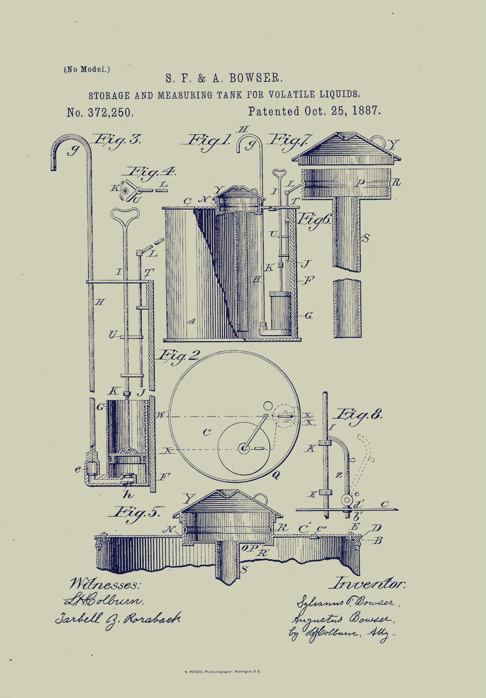 Storage & Measuring Tank