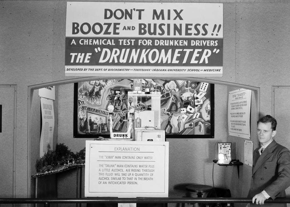"""""""Don't Mix Booze and Business"""""""