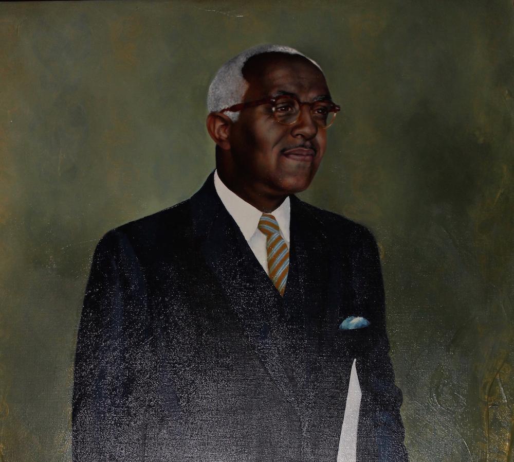Henry J. Richardson, Jr. (Courtesy of Indiana University, Robert H. McKinney School of Law)