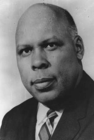 Portrait of Willard Ransom (1950).Photo credit: Indiana Historical Society Digital Image Collections.