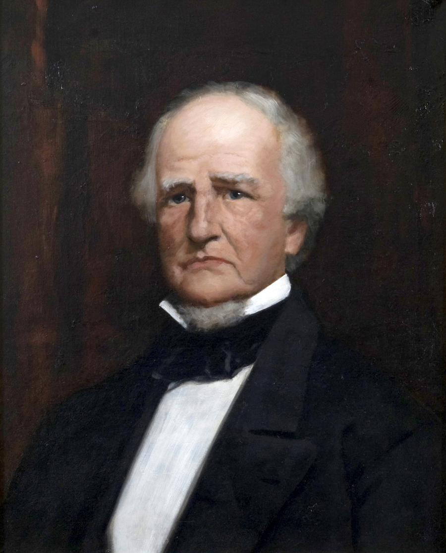 Benjamin Chew Howard, 5th U.S. Supreme Court Reporter of Decisions (1843-1861)
