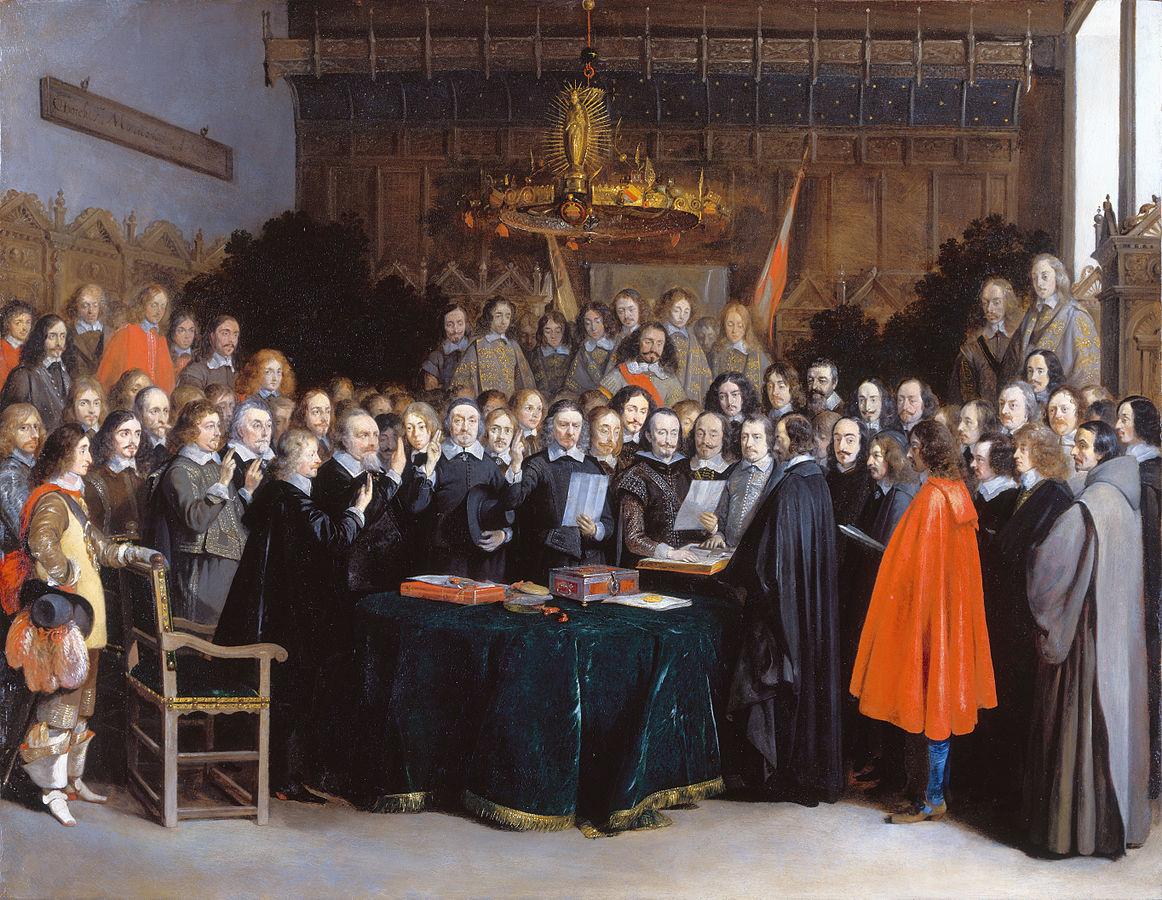Peace of Westphalia (1648)
