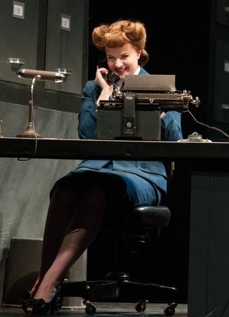 Secretary, The Consul  - Seattle Opera Elise Bakketun Photography
