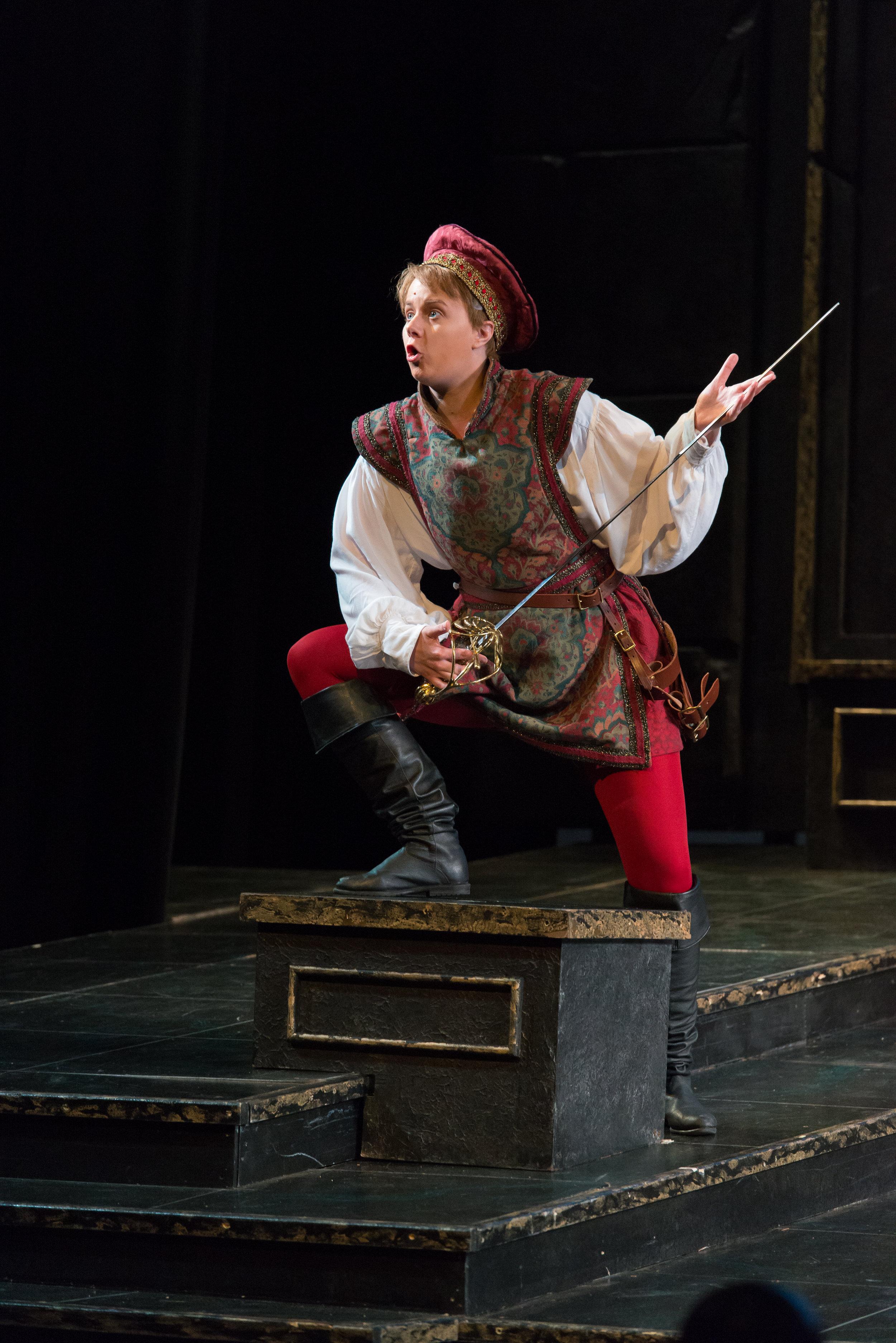 Stéphano in Roméo et Juliette