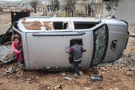 Halil Fidan / Anadolu Agency / Getty Images