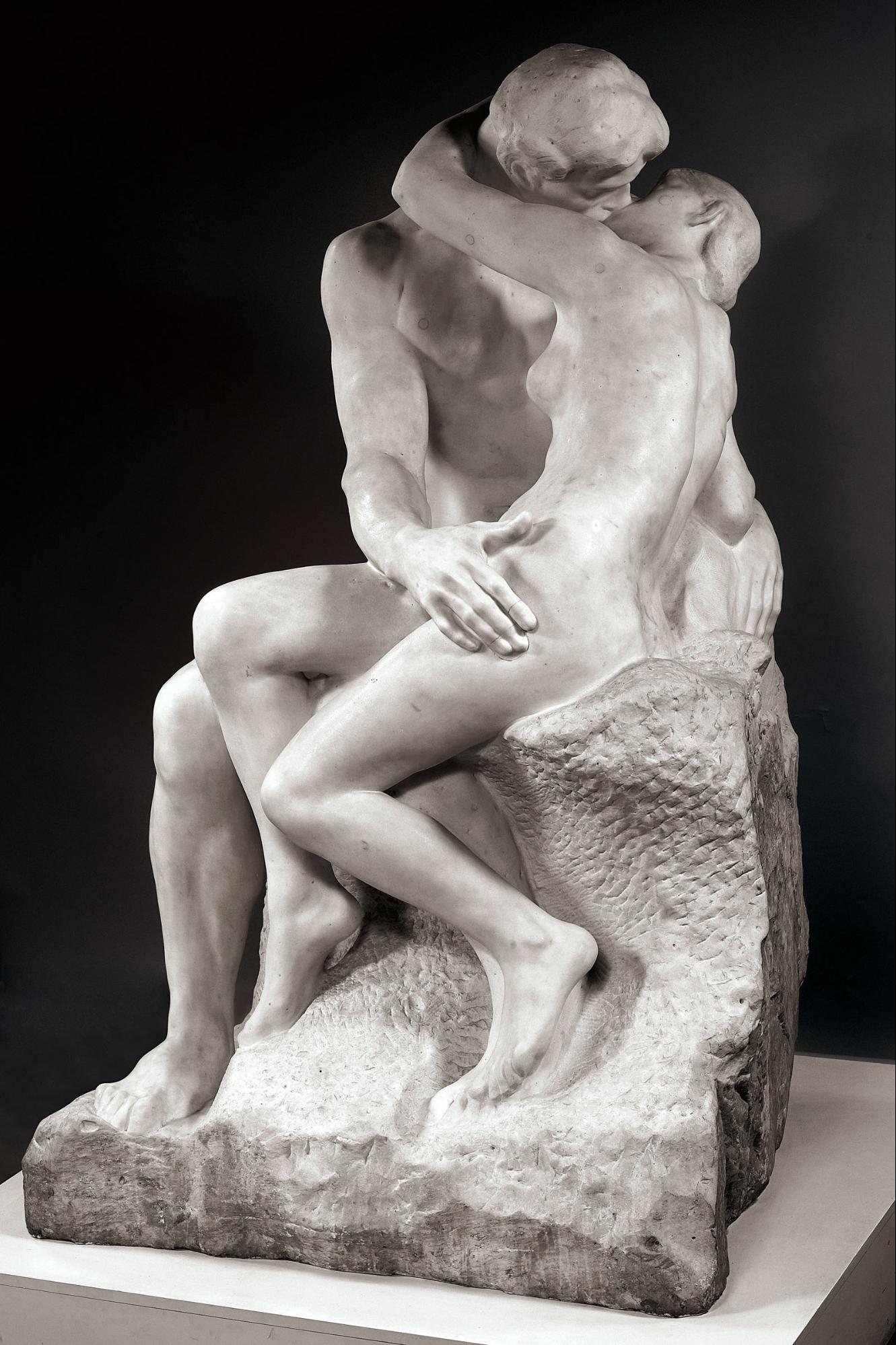 IL BACIO di Auguste Rodin