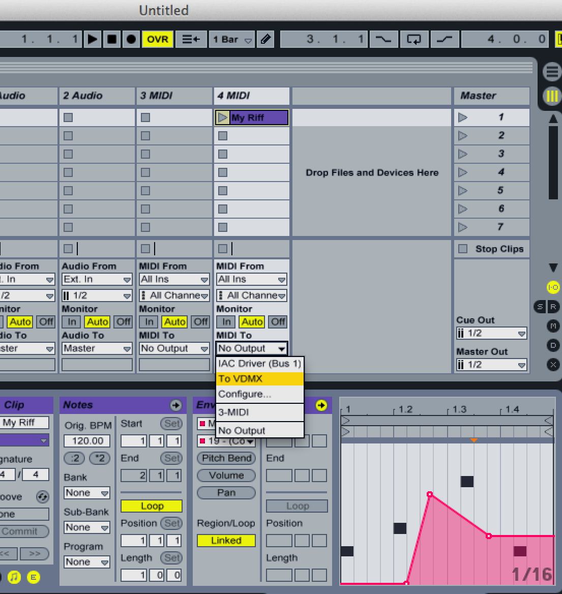 The ECLECTIC METHOD REMIX, Part Three - Working with Ableton