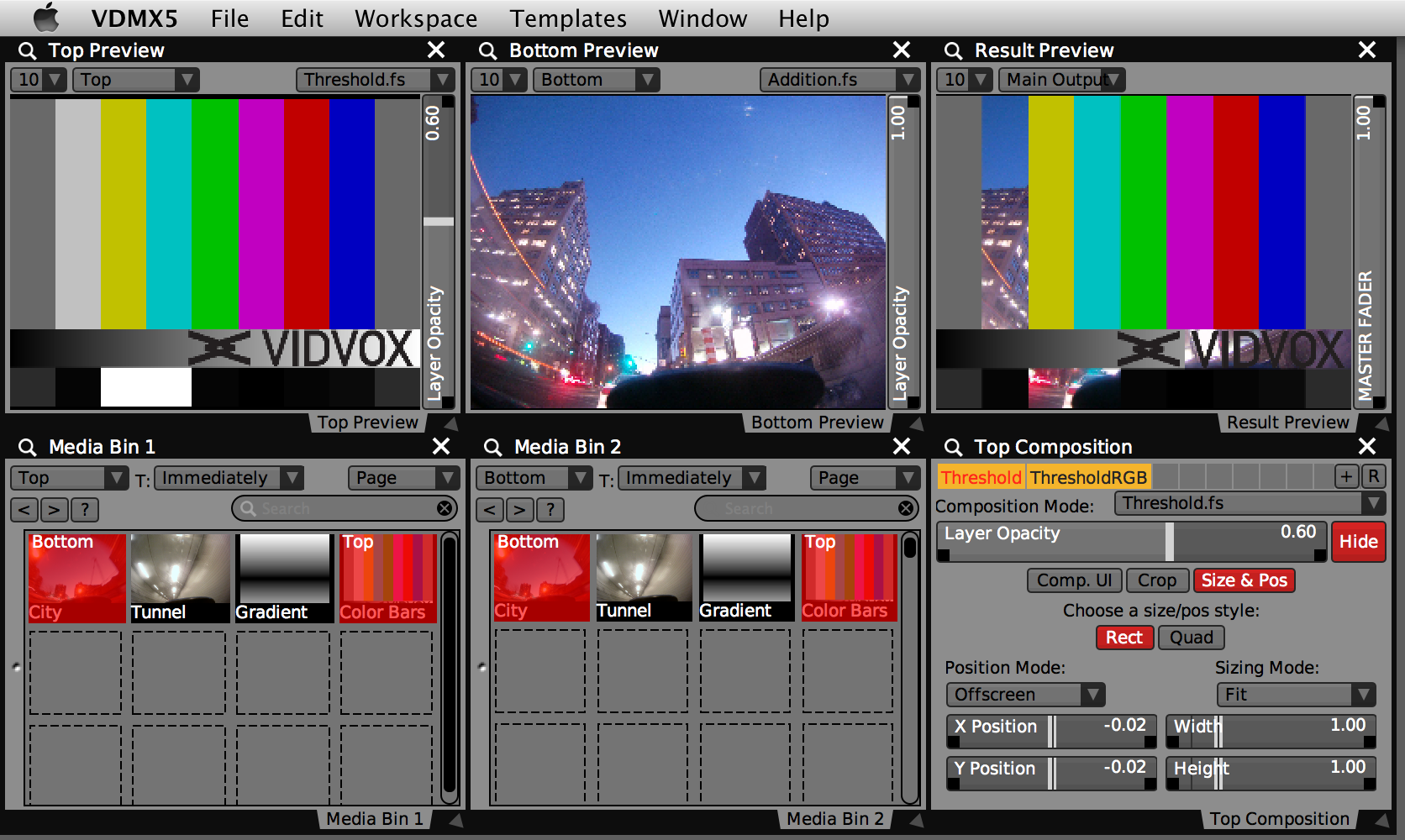Making and Installing GLSL Composition Modes for VDMX — VDMX