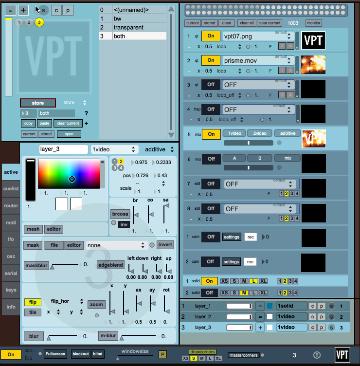 The Hap Video Codecs, Now Available For Windows! — VDMX - MAC VJ