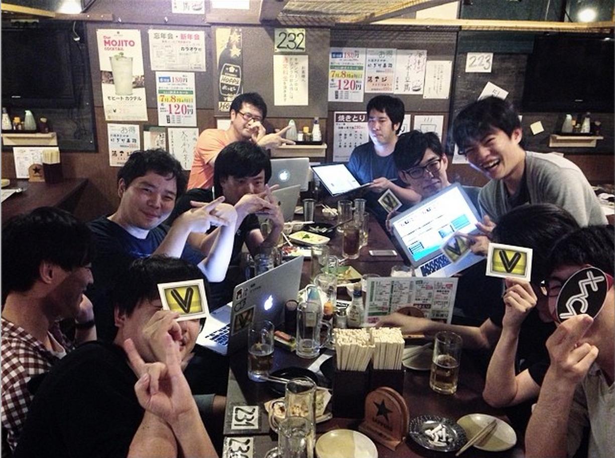 OpenFrameworks meetup in Tokyo !