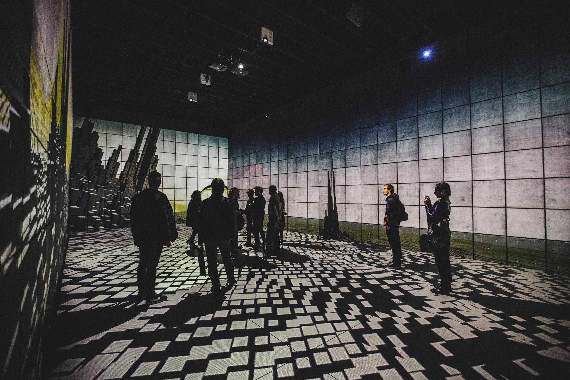 Paris Music Club, Production: Collectif Scale, Photo: Teddy Morellec