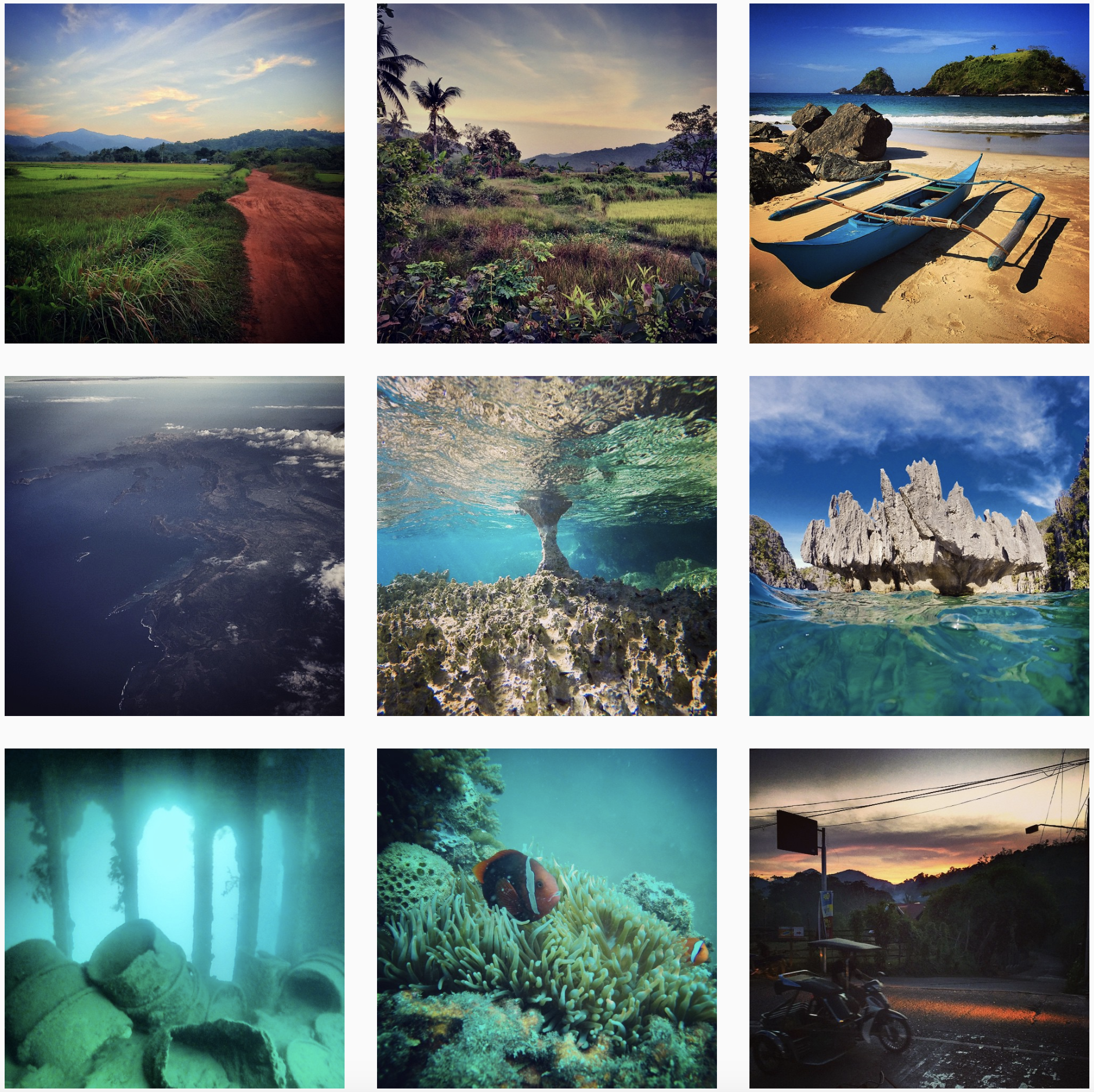 Follow Sarah's amazing photos from around the world on instagram