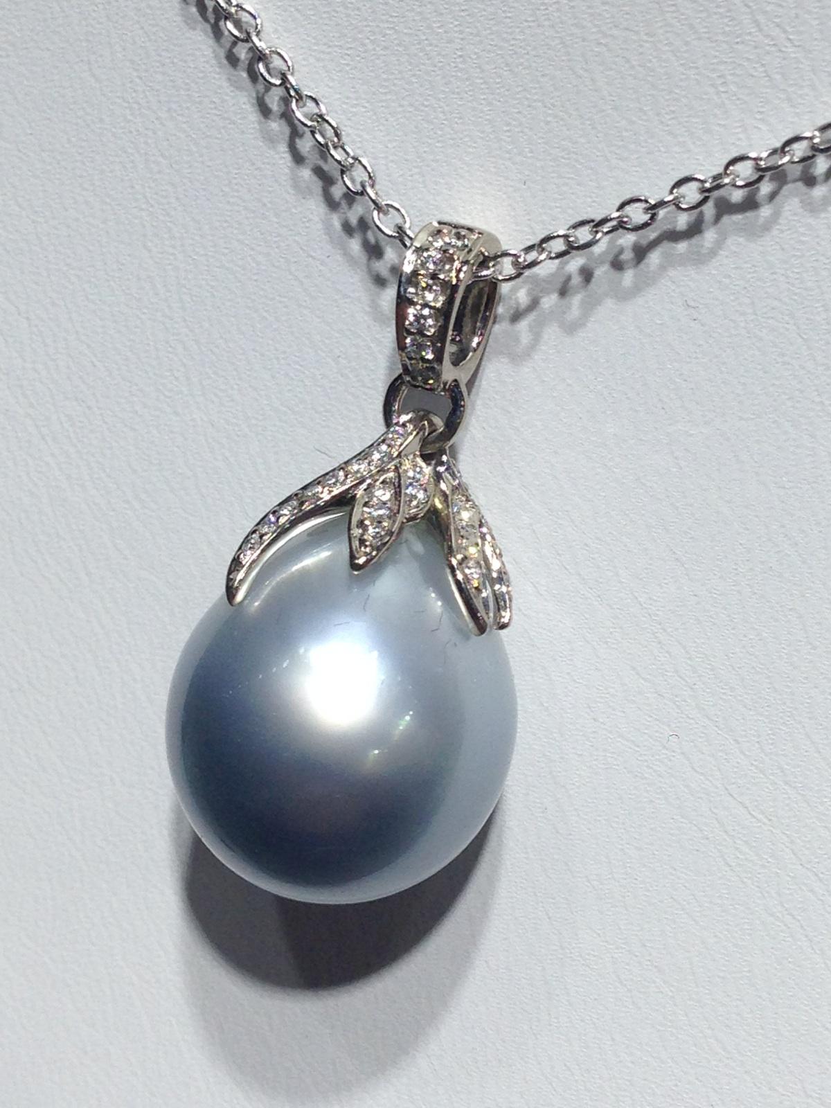 unique-pearl-pendant-white-gold-diamond-accents-delicate-pendant-craft-revival-jewelry-store-grand-rapids