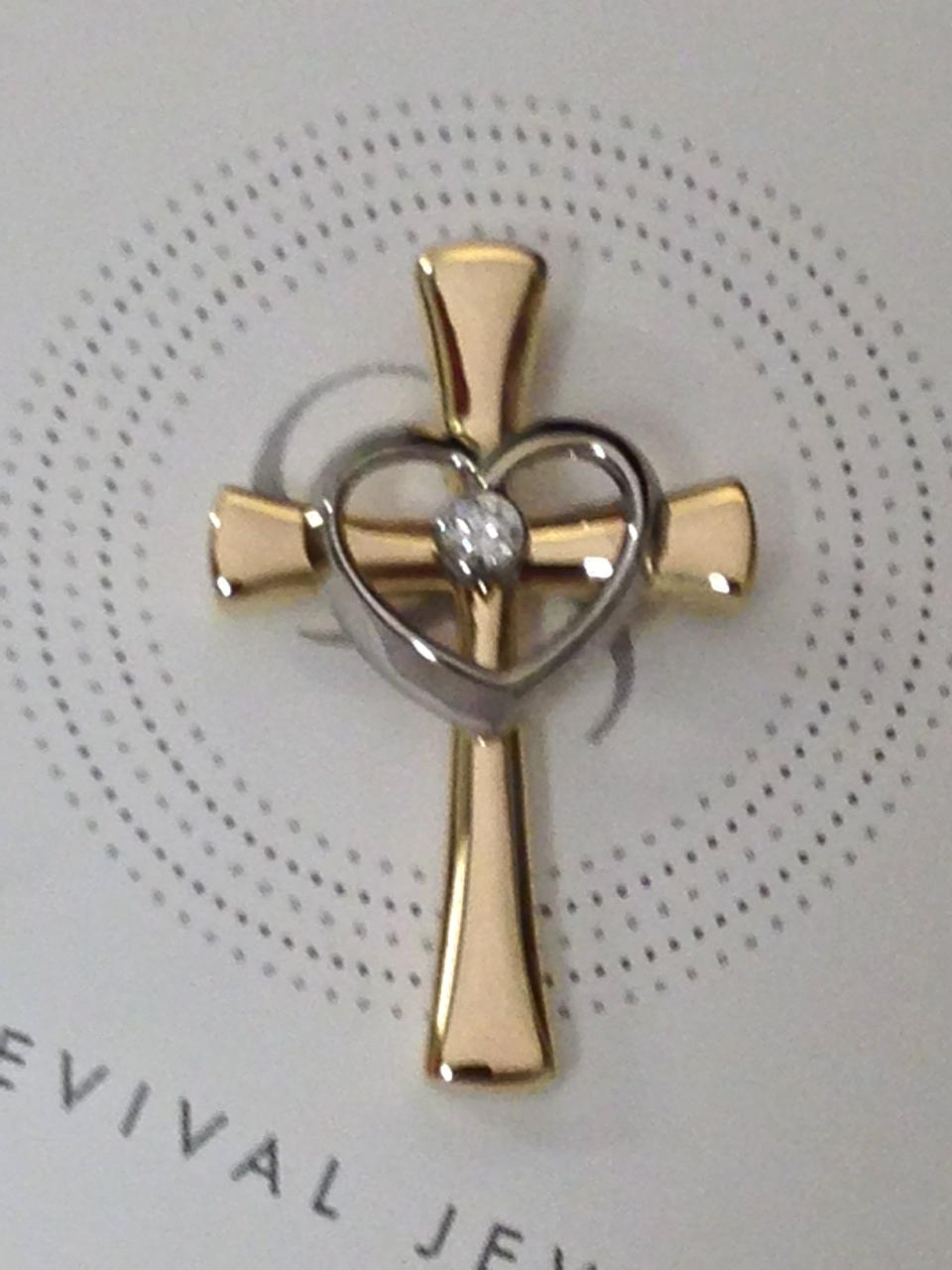 unique-custom-yellow-gold-diamond-cross-pendant-religious-jewelry-craft-revival-jewelry-store-grand-rapids