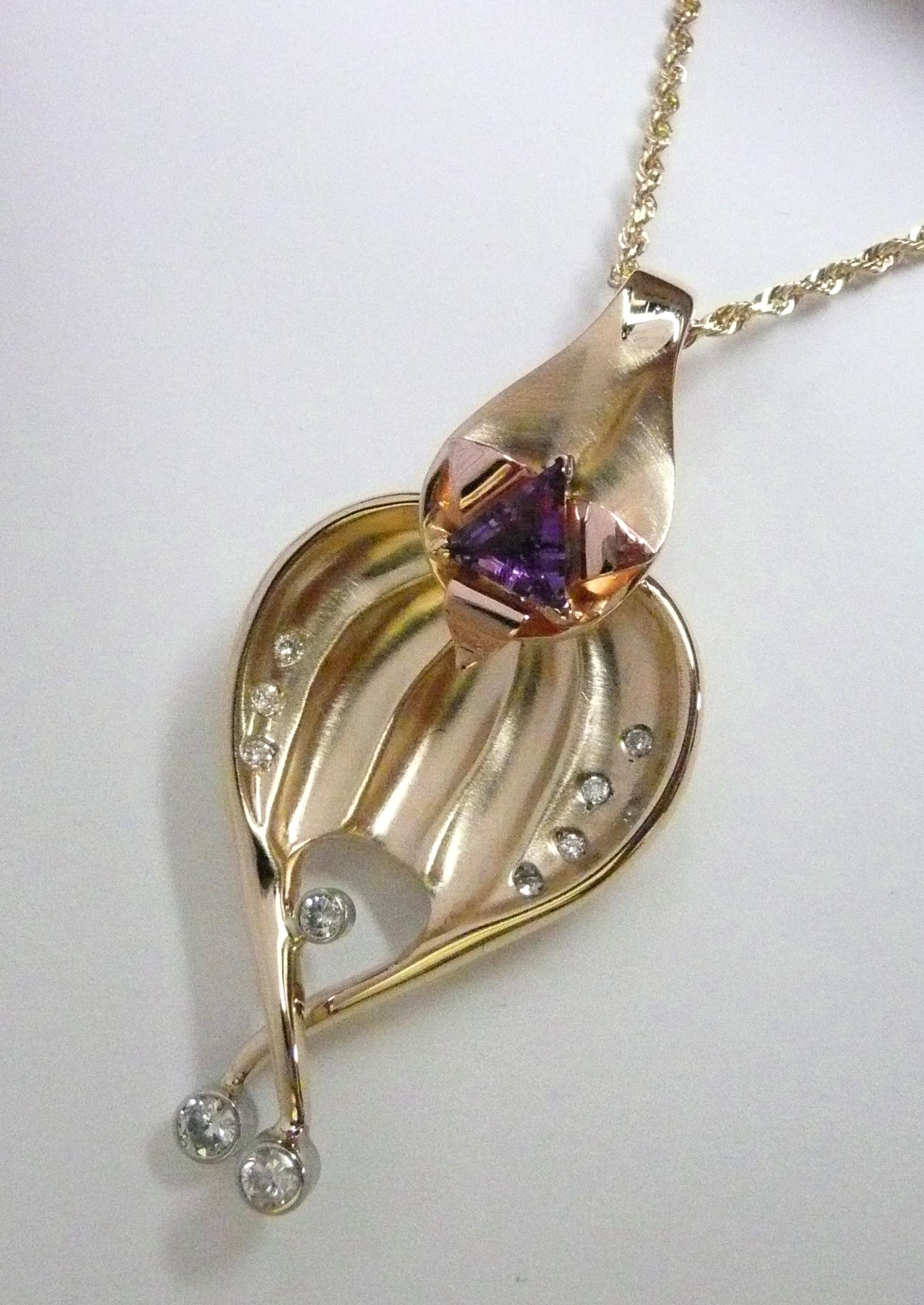 Craft-Revival Jewelers, unique pendant, unqiue necklace