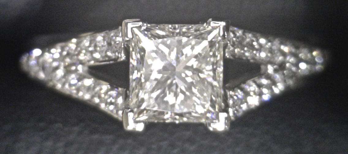 unique-princess-cut-diamond-split-shank-engagement-ring-craft-revival-jewelry-store-grand-rapids