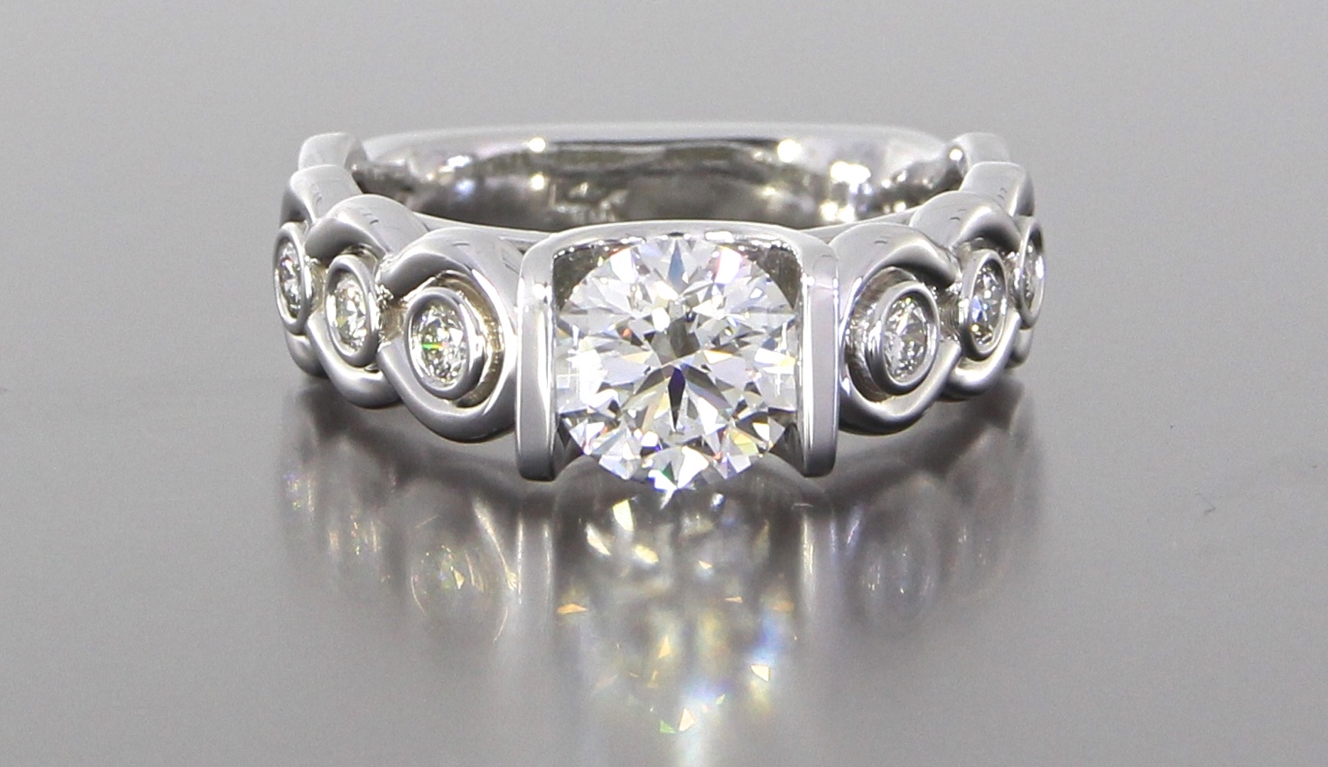 unique-round-diamond-modern-engagement-ring-craft-revival-jewelry-store-grand-rapids