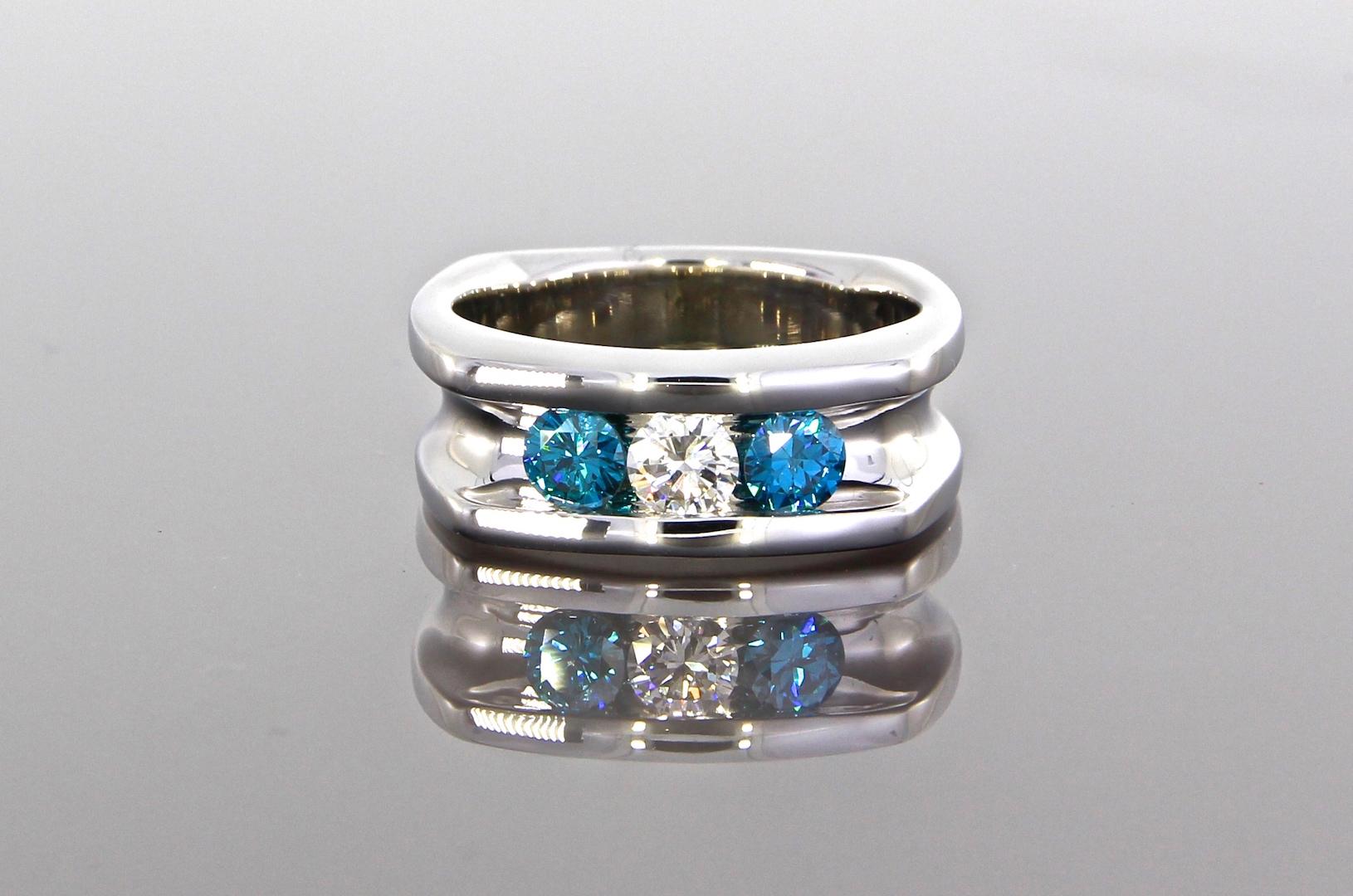 unique-blue-diamond-white-diamond-mens-wedding-band-craft-revival-jewelry-store-grand-rapids