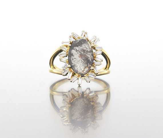 unique-ladies-yellow-gold-diamond-slice-raw-diamond-halo-engagement-ring-craft-revival-jewelry-store-grand-rapids