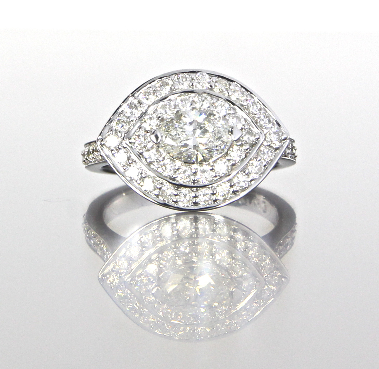 unique-marquise-diamond-double-halo-engagement-ring-craft-revival-jewelry-store-grand-rapids