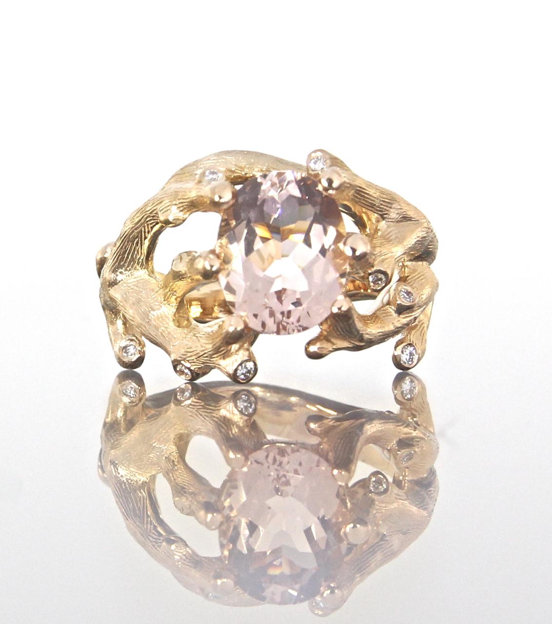 unique-oval-cut-morganite-diamond-alternative-engagement-ring-craft-revival-jewelry-store-grand-rapids