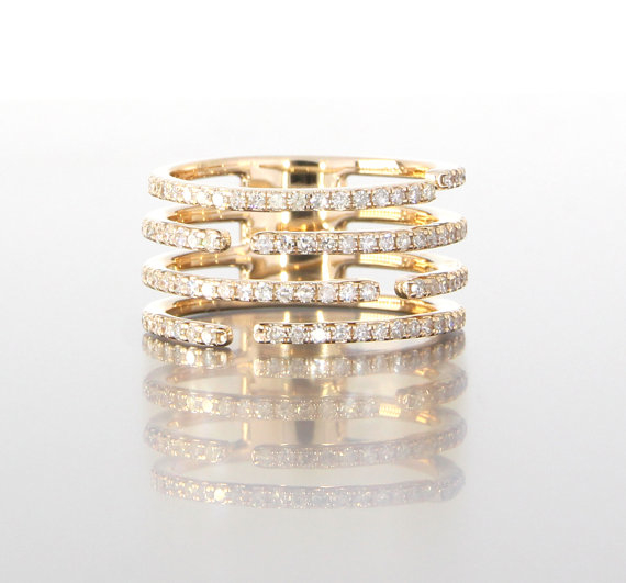 unique-delicate-band-fashion-ring-diamond-yellow-gold-modern-ring-craft-revival-jewelry-store-grand-rapids