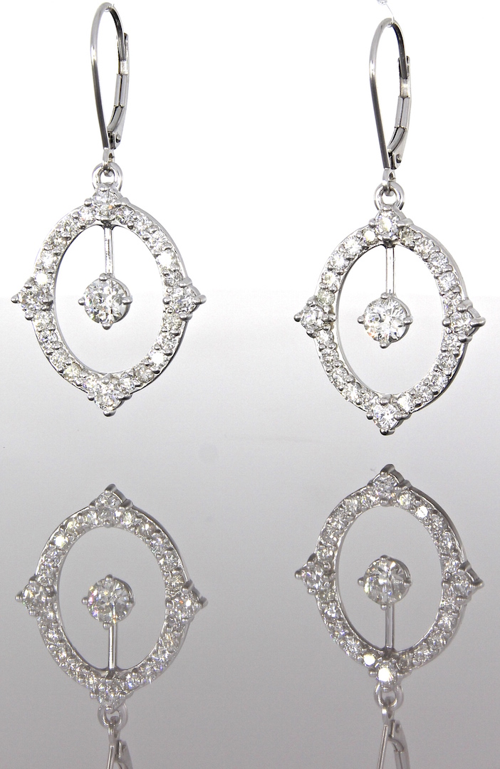 unique-diamond-drop-earrings-white-gold-craft-revival-jewelry-store-grand-rapids