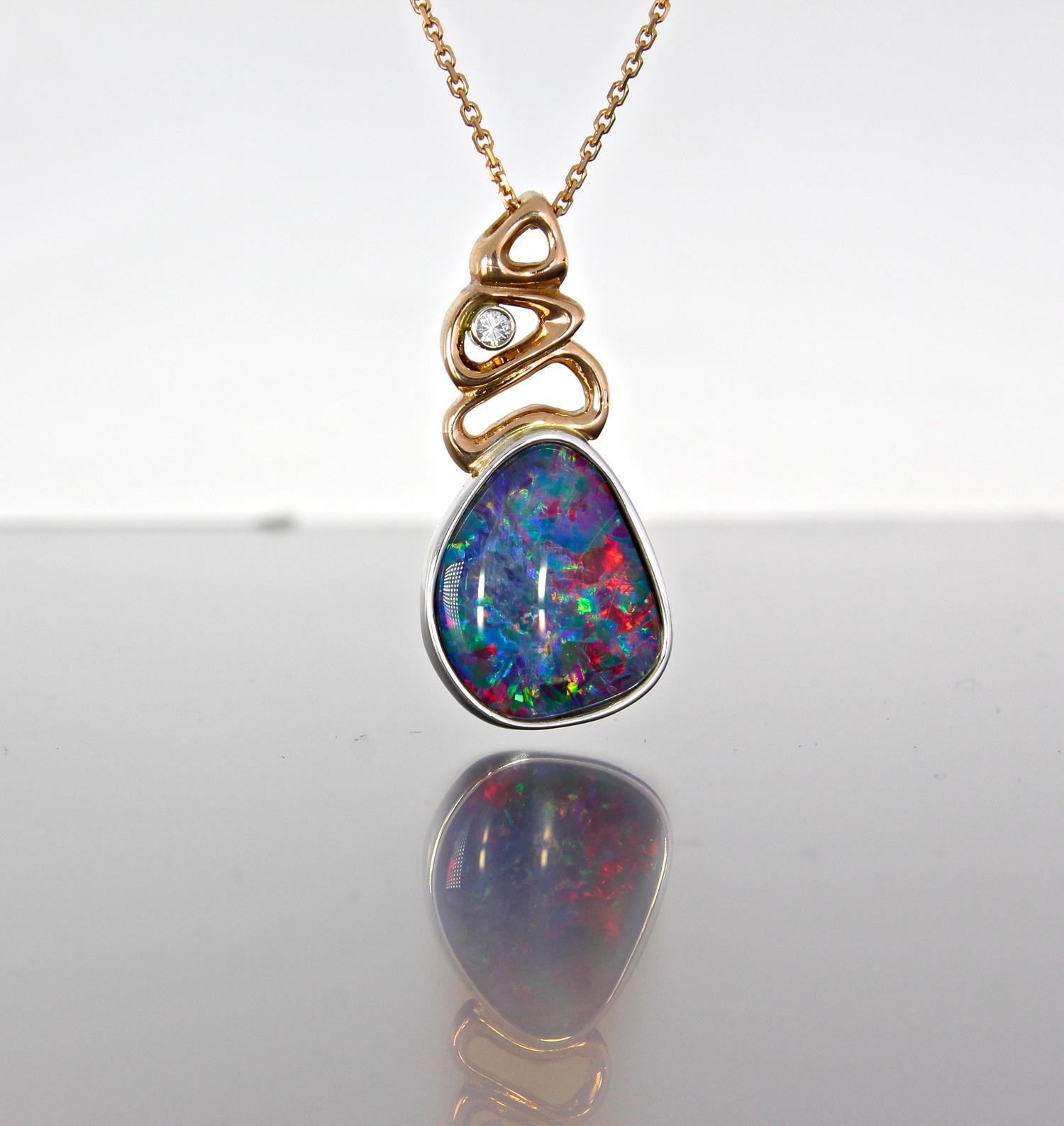 unique-opal-pendant-rose-gold-diamond-accents-fashion-pendant-craft-revival-jewelry-store