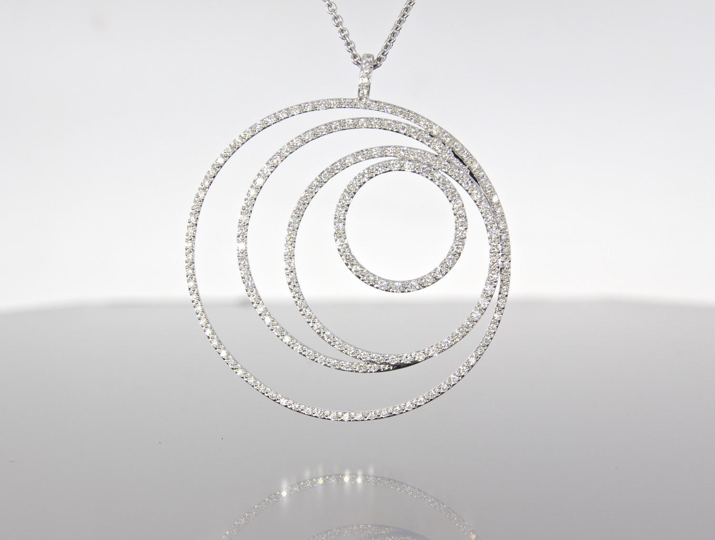 unique-open-circle-white-gold-diamond-pendant-craft-revival-jewelry-store-grand-rapids
