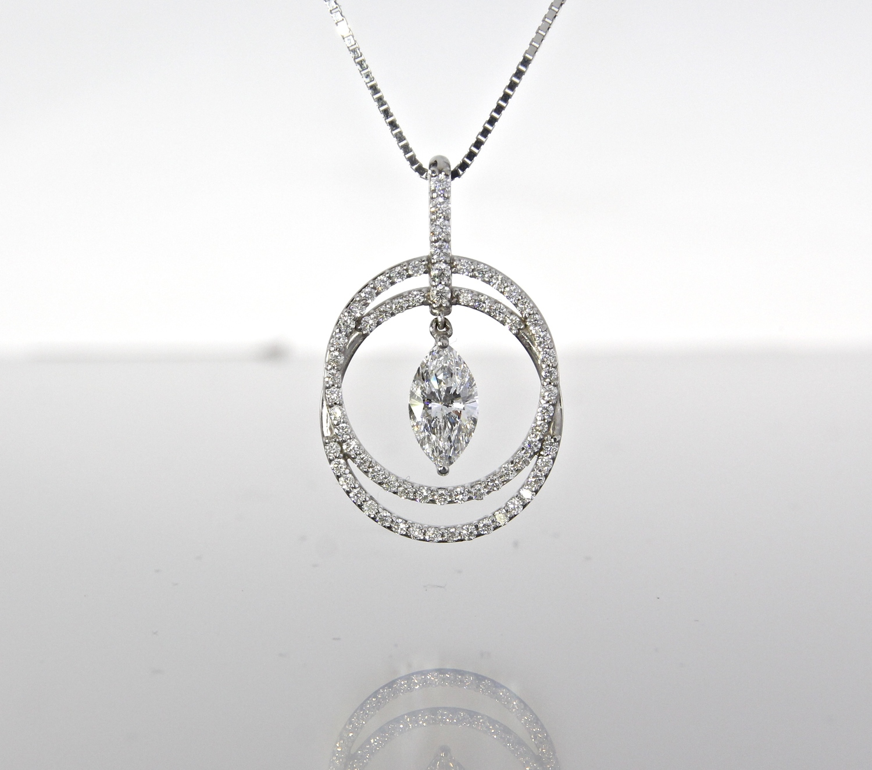 unique-double-halo-marquise-diamond-white-gold-pendant-craft-revival-jewelry-store-grand-rapids