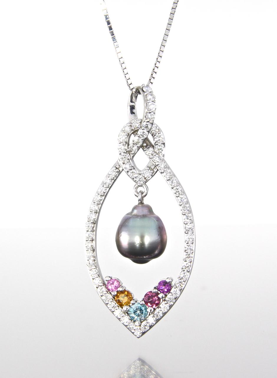 unique-custom-pearl-birthstone-pendant-white-diamond-accent-craft-revival-jewelry-store-grand-rapids