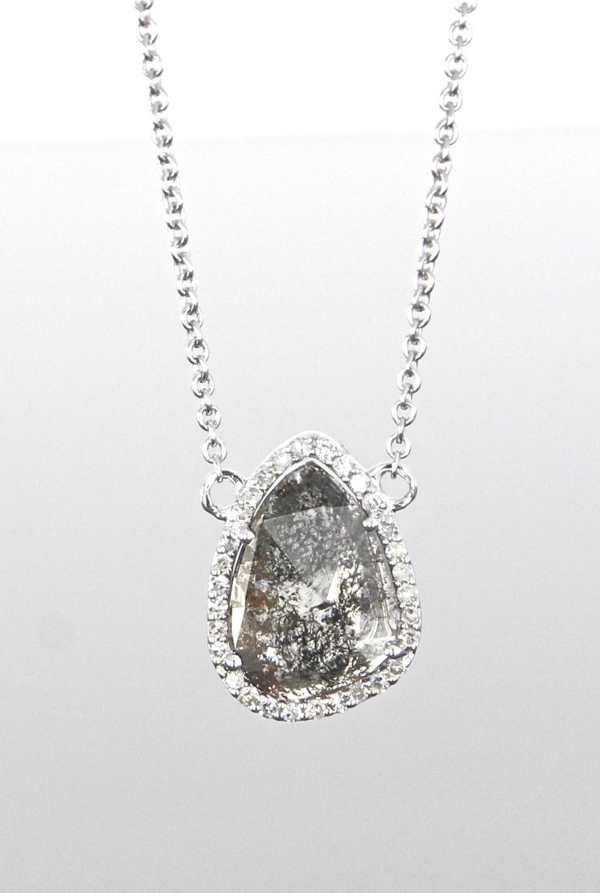 unique-natural-diamond-slice-diamond-halo-white-gold-pendant-craft-revival-jewelry-store-grand-rapids