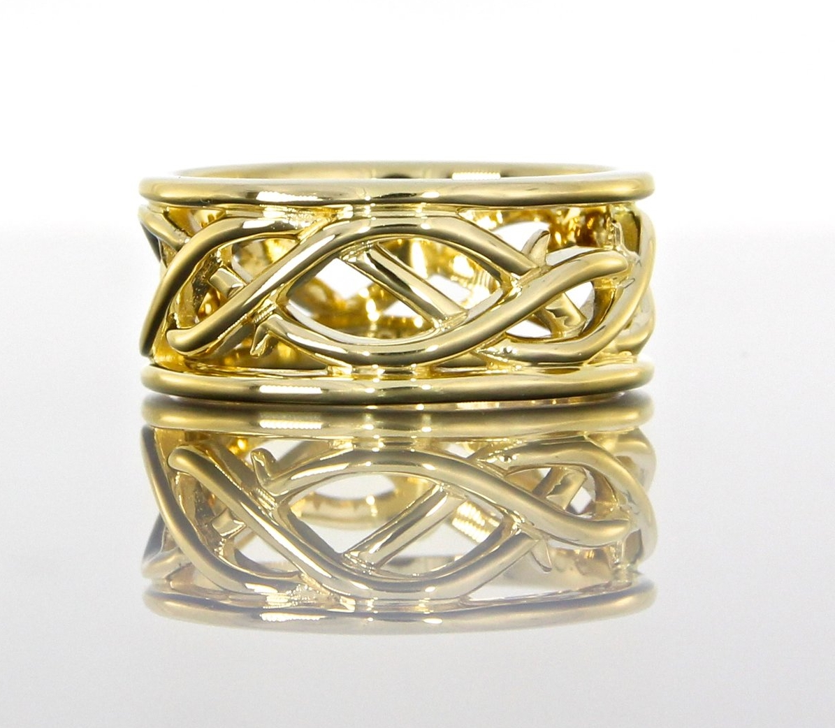 unique-yellow-gold-celtic-mens-wedding-band-craft-revival-jewelry-store-grand-rapids