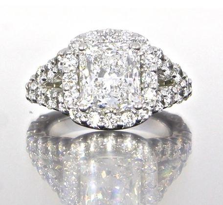 unique-princess-cut-diamond-cushion-halo-engagement-ring-craft-revival-jewelry-store-grand-rapids