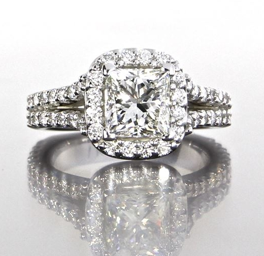 unique-princess-shape-diamond-halo-engagement-ring-craft-revival-jewelry-store-grand-rapids
