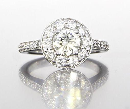 unique-round-diamond-halo-engagement-ring-craft-revival-jewelry-grand-rapids