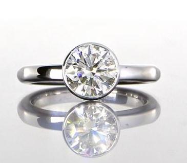 unique-delicate-round-diamond-engagement-ring-craft-revival-jewelry-grand-rapids