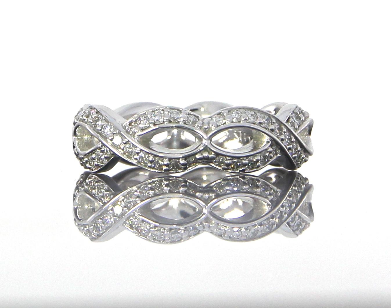 unique-ladies-vintage-twist-band-round-diamonds-white-gold-craft-revival-jewelers-store-grand-rapids
