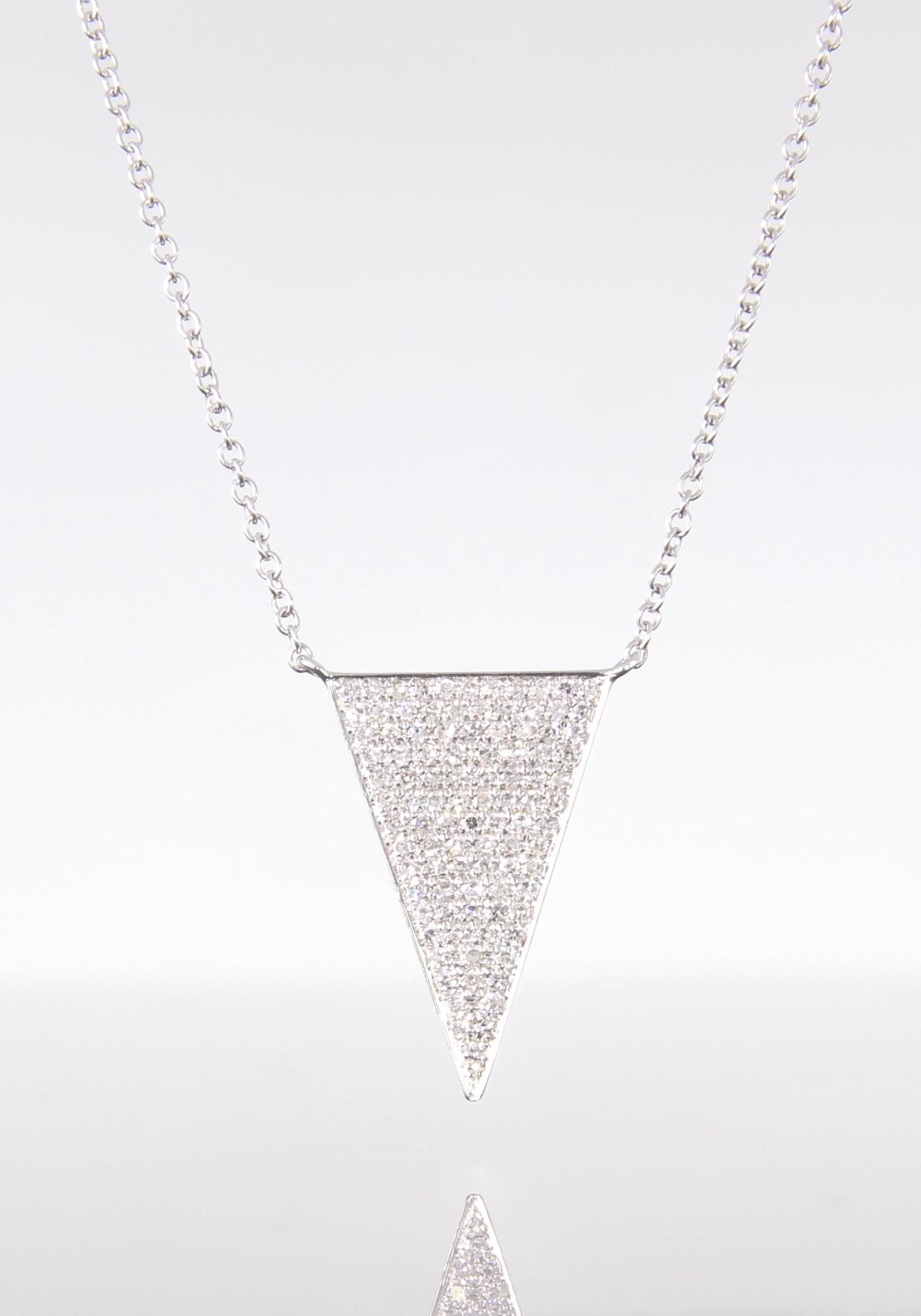 unique-diamond-triangle-fashion-jewelry-pendant-rose-gold-craft-revival-jewelry-store-grand-rapids