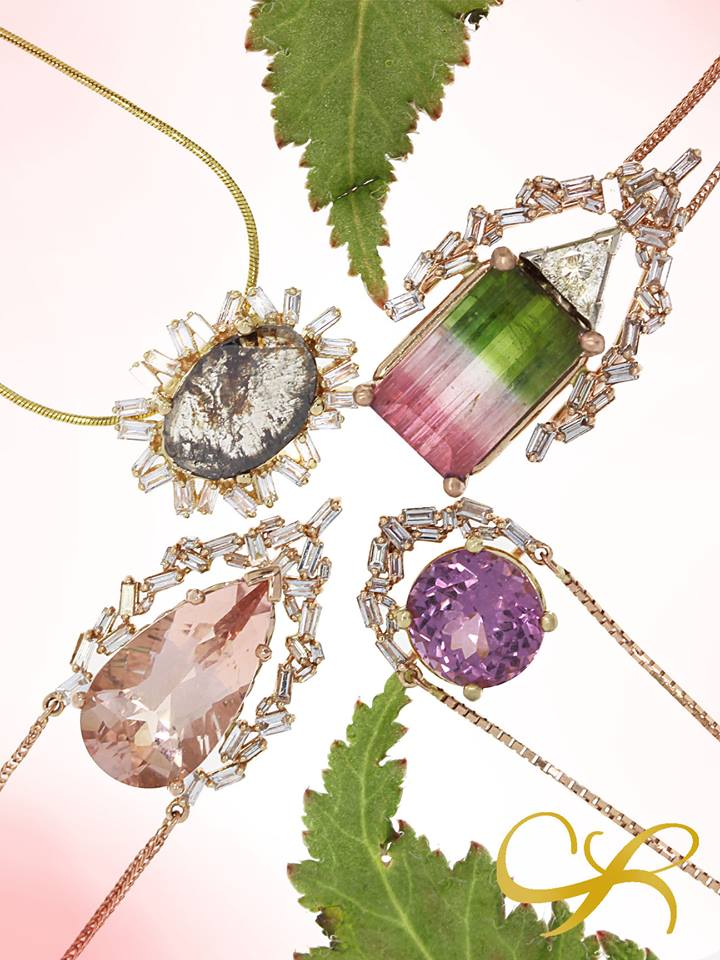 Necklaces and Pendants - Are you celebrating an anniversary, or looking for a timeless piece of fine jewelry...? You are sure to find something that will let everyone know what she means to you