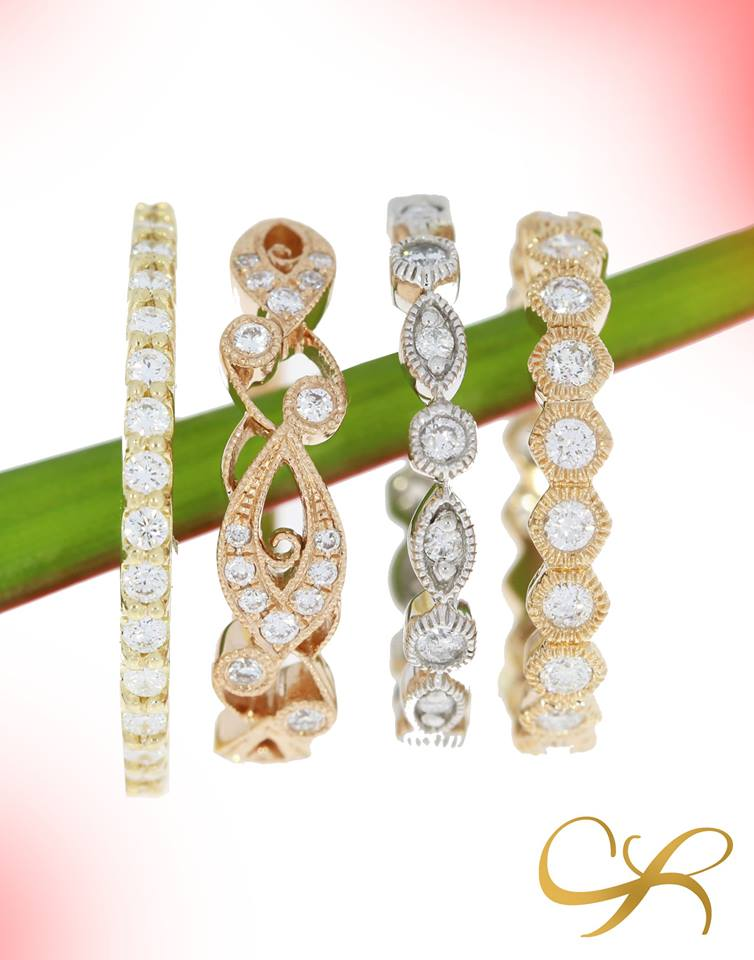 Wedding Bands - One of the most extraordinary and personal moments in our life is when you symbolize your new life together with your wedding bands. Make your wedding rings and anniversary bands as memorable as your wedding day.